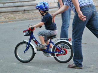 Cykel, barn